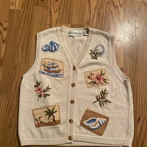 Marisa Christina Sweater Vest